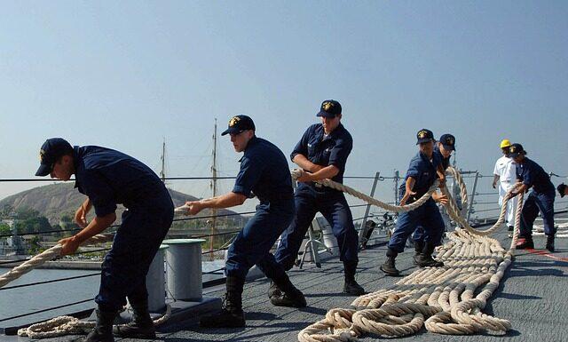 Marynarskie podatki